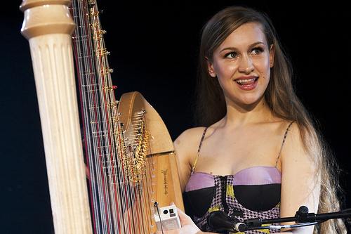 Live: Joanna Newsom @ Royal Festival Hall