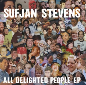 EP: Sufjan Stevens – All Delighted People