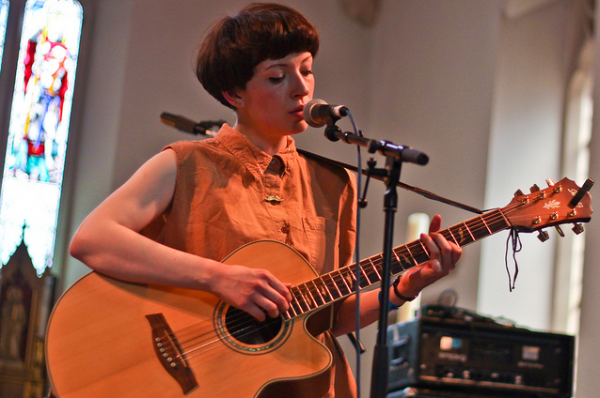In Pictures: Communion's Bushstock Festival