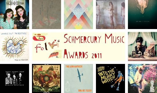 Playlist | Schmercuries 2011