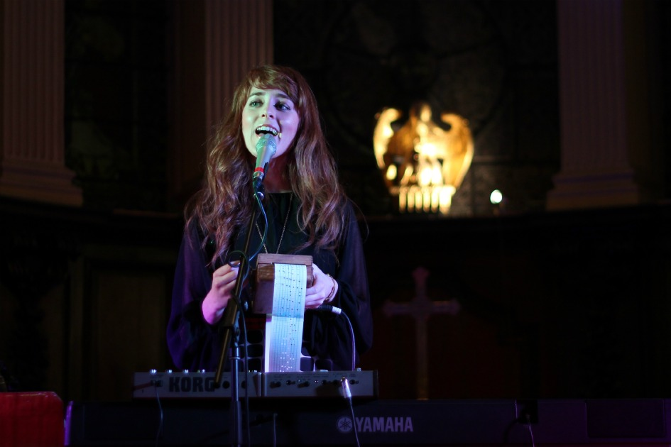 Live | Hannah Peel @ Holy Trinity Church, Leeds