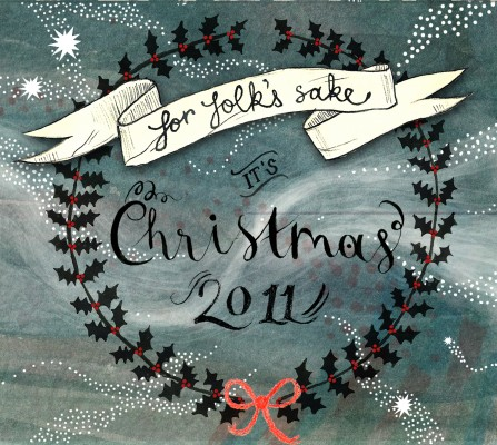 Need last minute Christmas presents? Make your own 'It's Christmas 2011′ CD