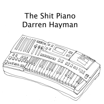 News | Darren Hayman releases 'The Shit Piano'