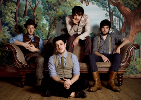 News | Mumford & Sons in the final stages of a new album