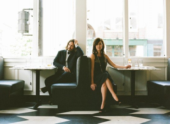 Live | The Civil Wars @ Leeds Metropolitan University Student Union