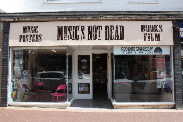 Record Store Day | Music's Not Dead, Bexhill-on-Sea